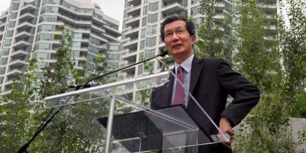 Michael Chan Sues Globe And Mail Over Story Claiming MPP's 'Close Ties' To Chinese