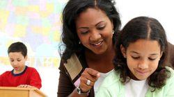 Teachers Should Be Seen As Caregivers, Not