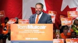 Mulcair's 'Thrilled' With Debate, Which Could Be His