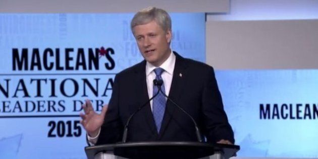 Harper On Senate Scandal: 'My Role Is Not To Apologize For The Bad Actions Of