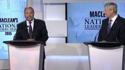 Harper Fends Off Attacks On Economic