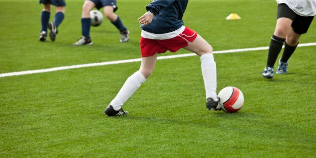 Soccer Players In Surrey, B.C. Sidelined Over 'Power