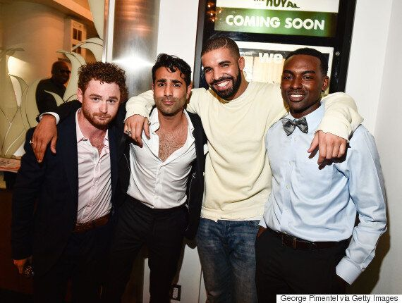 Drake Gives Us The (Mini) 'Degrassi' Reunion We've Been Waiting