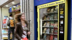 Toronto's Library Is Installing A Book Vending Machine At The