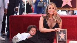 Mariah Carey's Kids Steal Her Spotlight At Hollywood Walk Of