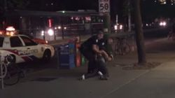 Cyclist Claims Toronto Police Roughed Her Up. They