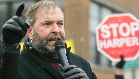 How The NDP Went From Frustration To