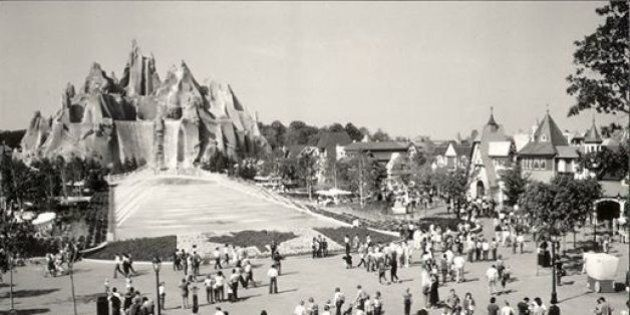 Canada's Wonderland: This Is What The Park Looked Like When It First