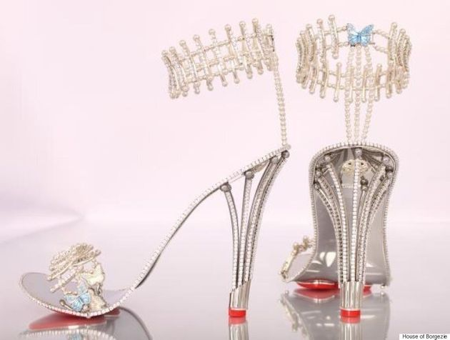 Beyonce's Jaw-Droppingly Expensive Heels Cost Over