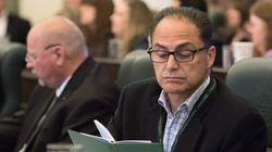 Alberta Minister Dismisses Harper's Dig At