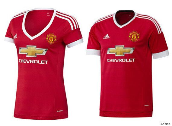 Adidas Defends 'Sexist' Manchester United Jersey For