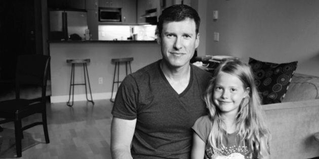 This B.C. Dad Is Going Blind -- But First, He Wants To Finish School For His
