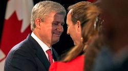 What Harper's Rivals Are Really Up