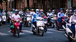 In Saigon, Style Reigns by