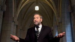 Mulcair: I'll Only Show Up To TV Debate If Harper Does