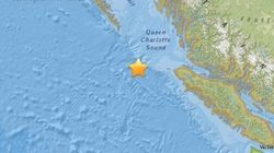 B.C. Coast Hit With 2 Earthquakes In 2