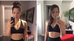 This Woman Lost 4.8% Of Her Body Fat In Less Than A