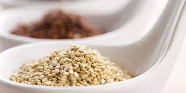 5 Reasons To Put Quinoa On Your Plate 3 Meals A