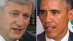 Harper Take Swipe At Obama Over Keystone XL