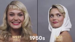 LOOK: 100 Years Of German Beauty In Less Than 2