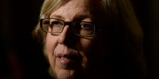Elizabeth May's Exclusion From Debates an Affront to