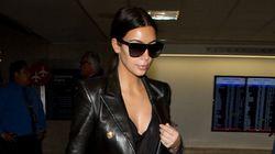 Kim Kardashian's Hot Post-Honeymoon