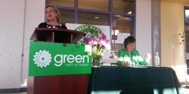 Elizabeth May: Pharmacare Would Save Canadians