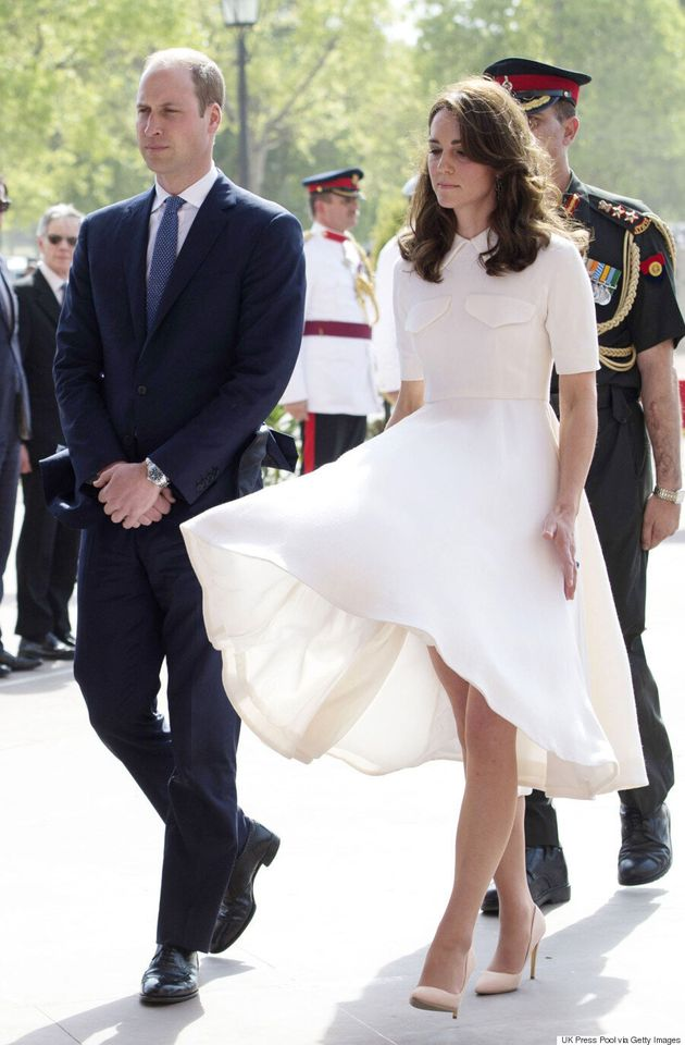 Kate Middleton's India And Bhutan Royal Tour Wardrobe Reportedly Cost