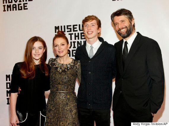 Julianne Moore's Kids Are All Grown