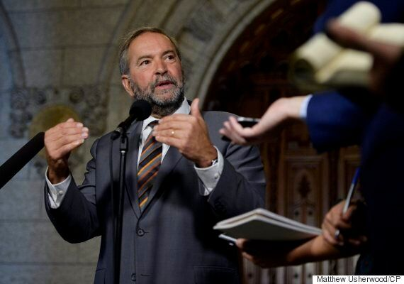 Tory MPs Oppose NDP Motion Condemning All Forms Of