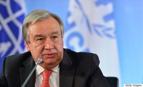 Antonio Guterres, Ex-Portuguese PM, Pegged As UN's Next