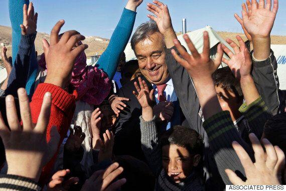 Antonio Guterres, Ex-Portuguese PM, Pegged As UN's Next