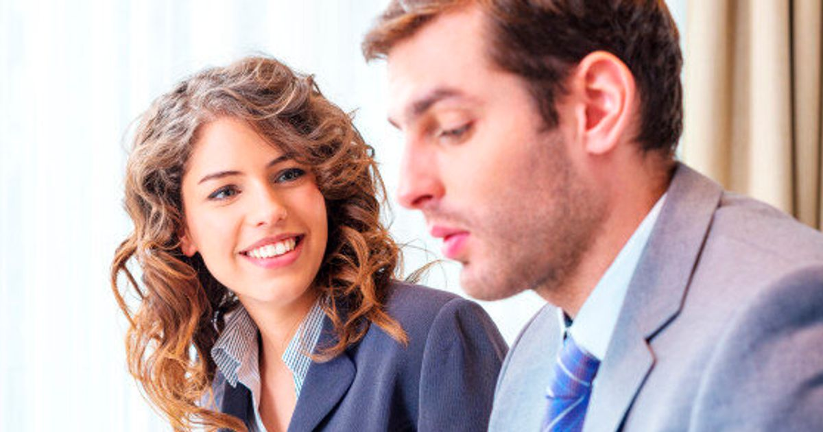 When Does A Work Wife/Work Husband Become An Affair? | HuffPost Canada