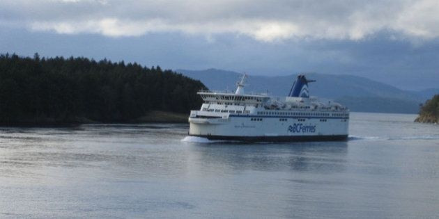 BC Ferries' Naming Contest Winners