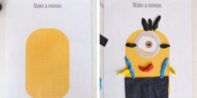 Minion Printables To Get Your Kids Out Of The