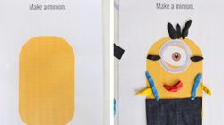 Free Minion Printables To Get Your Kids Out Of The