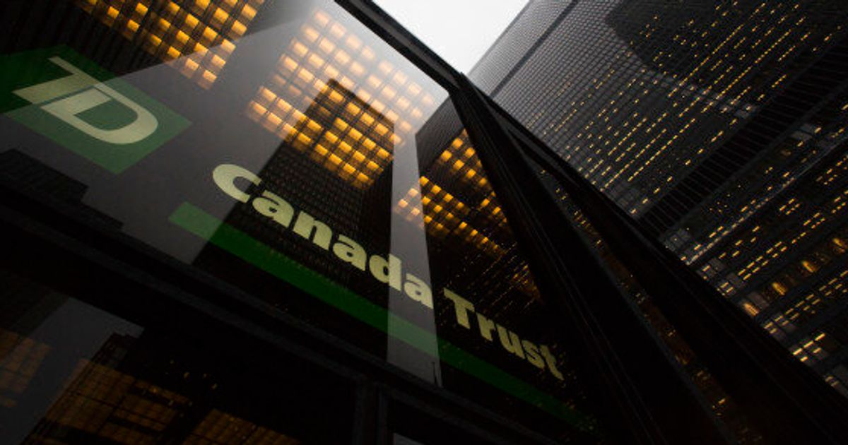 Why TD Bank Is Losing Me As A Customer After 30 Years | HuffPost Canada