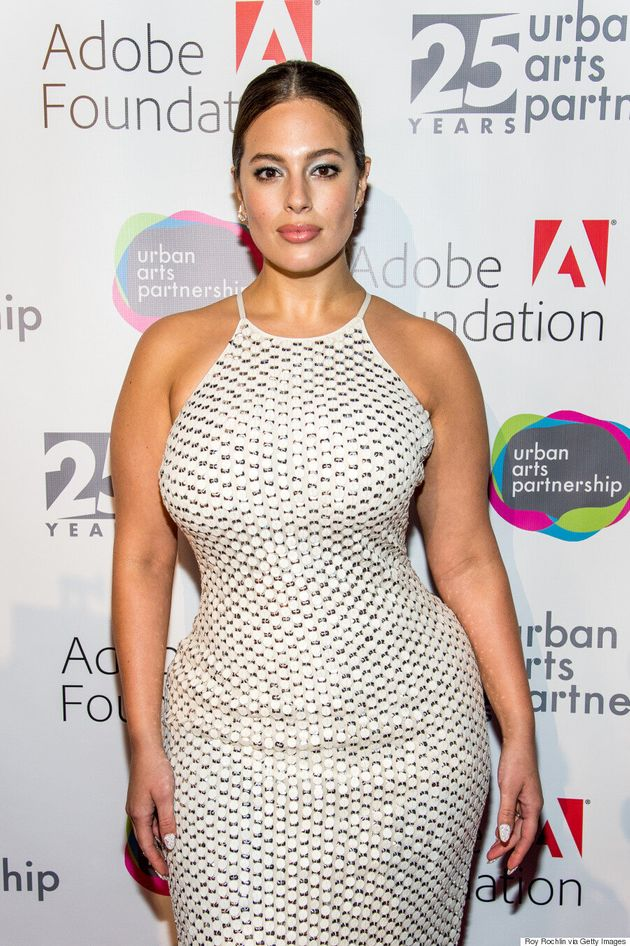 Ashley Graham Body-Shamed By Ex-Boyfriends: 'They Were Afraid I Was Going To Be Too