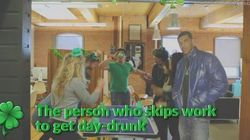5 Types Of People You Meet On St. Patrick's
