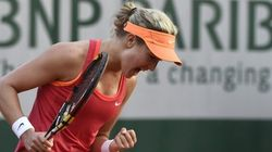 12 Things Eugenie Bouchard's Twitter Taught Us About Her Amazing