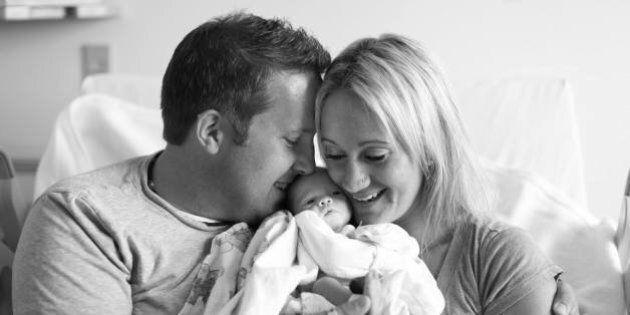 Adoptive Parents Meeting Their Newborn Will Melt Your