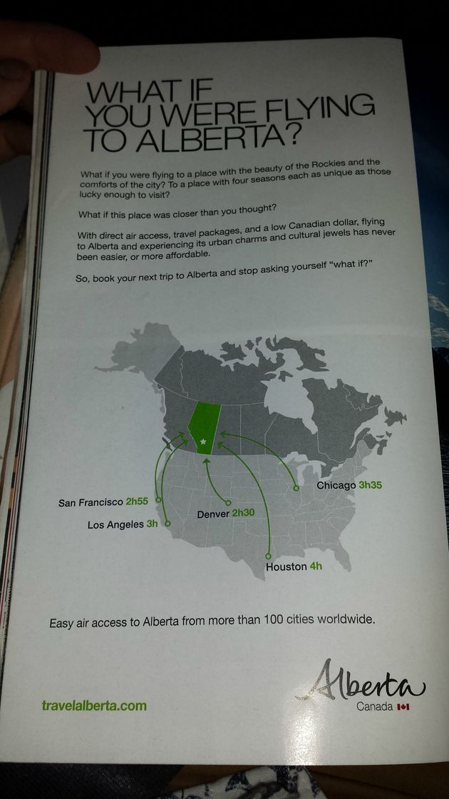 Travel Alberta Forgets Nunavut Is A Canadian