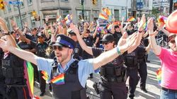 Toronto Police Won't March In Pride