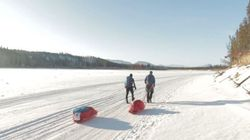 Racers Brave The Yukon Ultra: The World's 'Toughest'