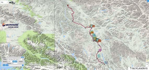 The Yukon Ultra Marathon, Or The 'Toughest' Race In The World, Kicks