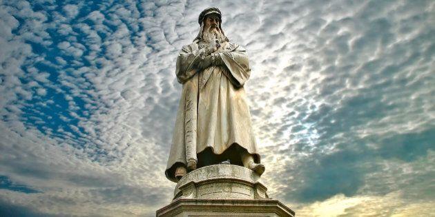 Leonardo da vinci, Milan,
