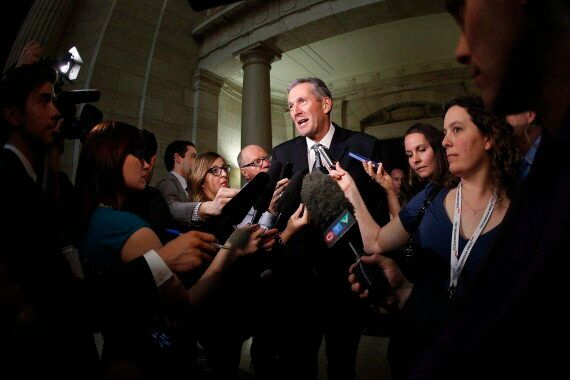 Manitoba Election 2016: PC Leader Brian Pallister Set To Become Next