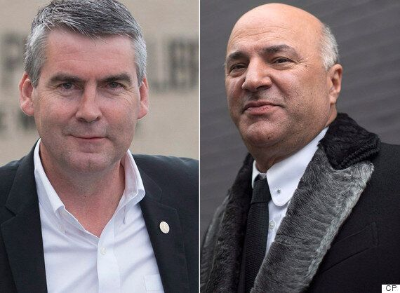 Stephen McNeil To Kevin O'Leary: Stick To Debating Your Fellow