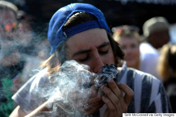 Legal Pot In Colorado Didn't Mean More Kids Smoking It: