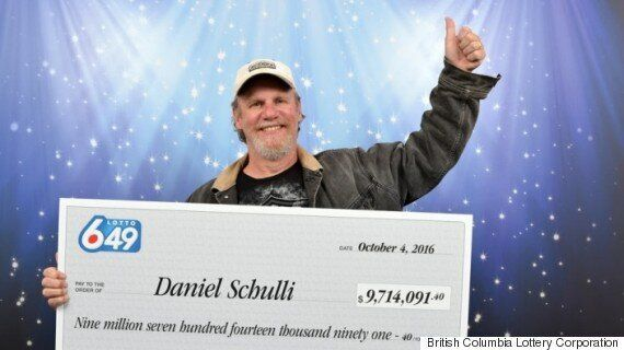 B.C. Lottery Winners Didn't Tell 3 Youngest Kids They Won The